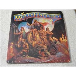 Molly Hatchet - Take No Prisoners LP Vinyl Record For Sale