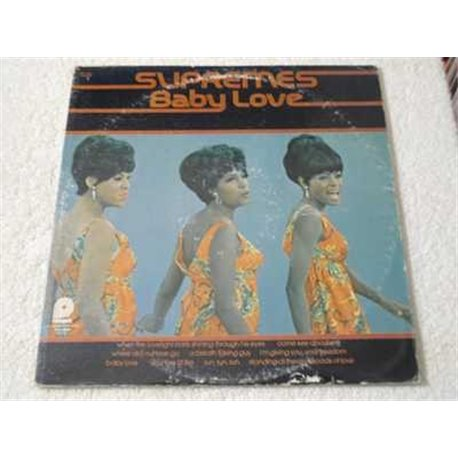 Supremes - Baby Love LP Vinyl Record For Sale