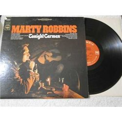 Marty Robbins - Tonight Carmen LP Vinyl Record For Sale