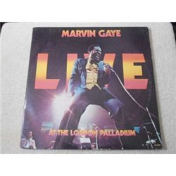 Marvin Gaye - Live At The London Palladium LP Vinyl Record For Sale