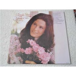 Loretta Lynn - Greatest Hits Volume II LP Vinyl Record For Sale