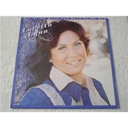 Loretta Lynn - Out Of My Head And Back In My Bed LP Vinyl Record For Sale