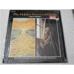 Dolly Parton - The Golden Streets Of Glory LP Vinyl Record For Sale - Rarest Dolly Album
