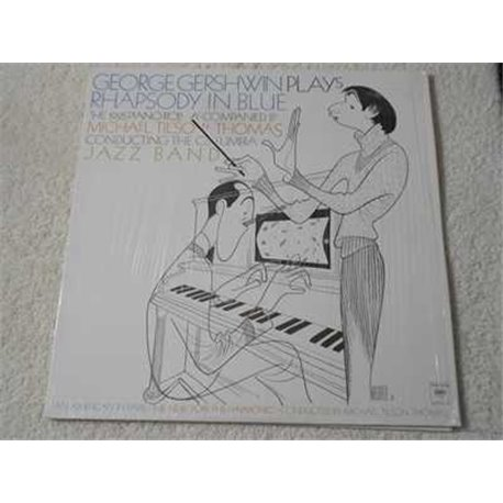 George Gershwin - Rhapsody In Blue LP Vinyl Record For Sale