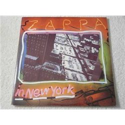 Frank Zappa - Zappa In New York LP Vinyl Record For Sale