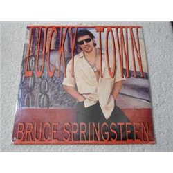 Bruce Springsteen - Lucky Town LP Vinyl Record For Sale