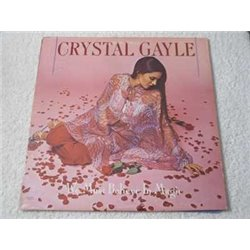 Crystal Gayle - We Must Believe In Magic LP Vinyl Record For Sale