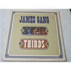James Gang - Thirds LP Vinyl Record For Sale