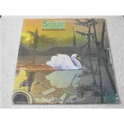 Slave - The Hardness Of The World LP Vinyl Record For Sale