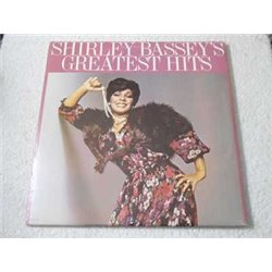 Shirley Bassey - Greatest Hits LP Vinyl Record For Sale