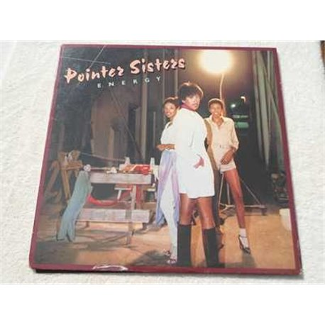 Pointer Sisters - Energy LP Vinyl Record For Sale