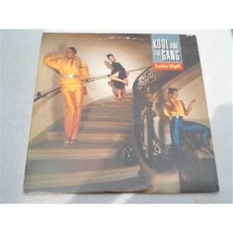 Kool And The Gang - Ladies' Night LP Vinyl Record For Sale