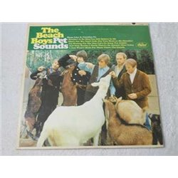 The Beach Boys - Pet Sounds LP Vinyl Record For Sale