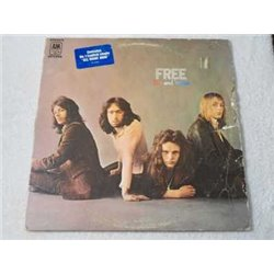 FREE - Fire and Water LP Vinyl Record For Sale
