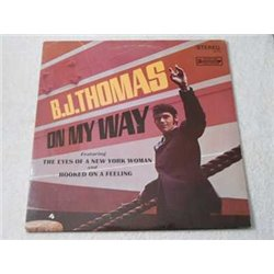 B.J. Thomas - On My Way LP Vinyl Record For Sale