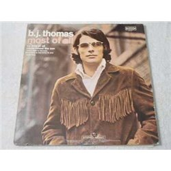 B.J. Thomas - Most Of All LP Vinyl Record For Sale