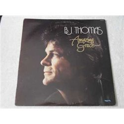 B.J. Thomas - Amazing Grace LP Vinyl Record For Sale