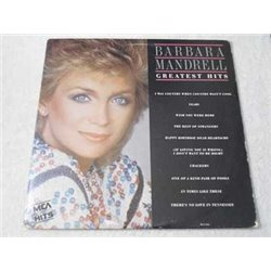 Barbara Mandrell - Greatest Hits LP Vinyl Record For Sale