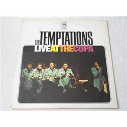 The Temptations - Live At The Copa LP Vinyl Record For Sale