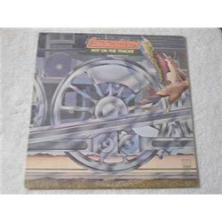 Commodores - Hot On The Tracks LP Vinyl Record For Sale