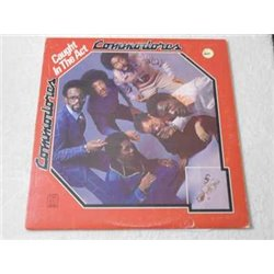 Commodores - Caught In The Act LP Vinyl Record For Sale