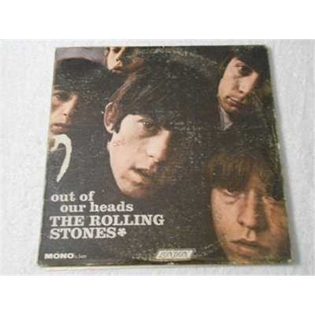 The Rolling Stones - Out Of Our Heads FIRST PRESSING LP Vinyl Record For Sale