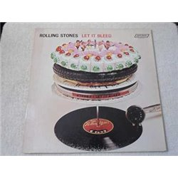 The Rolling Stones - Let It Bleed LP Vinyl Record For Sale