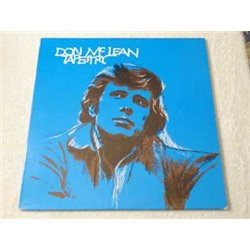 Don McLean - Tapestry LP Vinyl Record For Sale