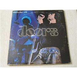 The Doors - Absolutely Live FIRST PRESSING 2xLP Vinyl LP Record For Sale