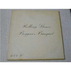 Rolling Stones - Beggars Banquet LP Vinyl Record For Sale