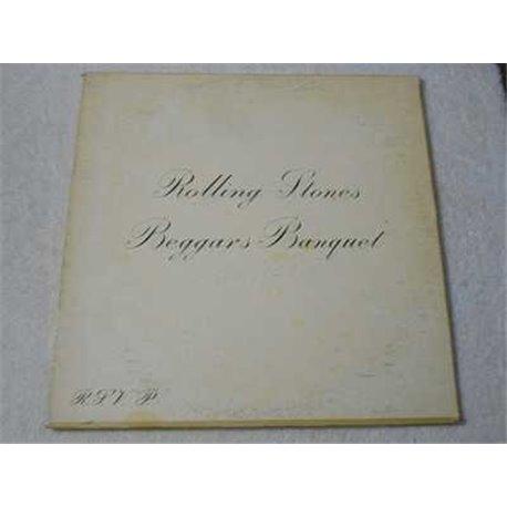 Rolling Stones - Beggars Banquet LP Vinyl Record For Sale
