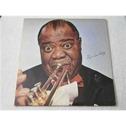 Louis Armstrong - The Definitive Album By Louis Armstrong PROMO LP Vinyl Record For Sale