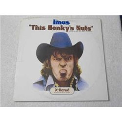 Don Imus - This Honky's Nuts LP Vinyl Record For Sale