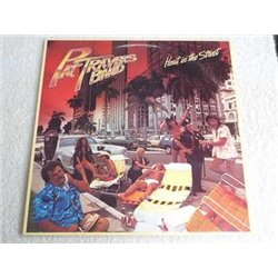 Pat Travers Band - Heat In The Street LP Vinyl Record For Sale