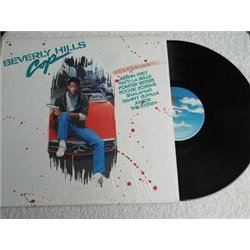 Beverly Hills Cop - Motion Picture Soundtrack LP Vinyl Record For Sale