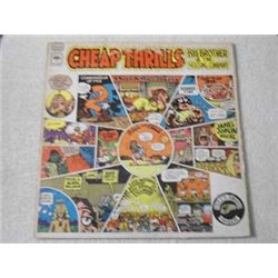 Big Brother & The Holding Company - Cheap Thrills LP Vinyl Record For Sale