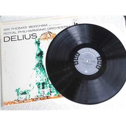 Frederick Delius - Paris / Sea Drift LP Vinyl Record For Sale