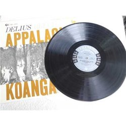 Frederick Delius - Appalachia / Koanga LP Vinyl Record For Sale