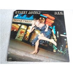 B.T.O. - Street Action LP Vinyl Record For Sale