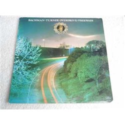 Bachman-Turner Overdrive - Freeways LP Vinyl Record For Sale
