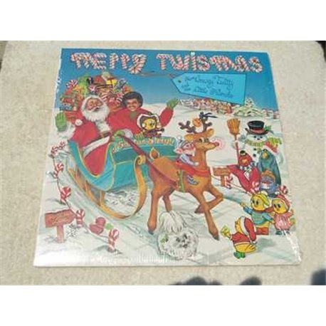 Conway Twitty - Merry Twismas From Conway Twitty And His Little Friends LP Vinyl Record For Sale