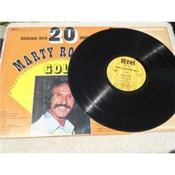 Marty Robbins - GOLD - 20 Original Hits LP Vinyl Record For Sale