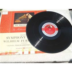 Wilhelm Furtwängler - Beethoven Symphony No. 7 In A LP Vinyl Record For Sale