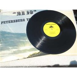 Petersburg Youth Choir - He Is LP Vinyl Record For Sale