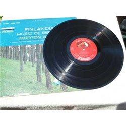 Finlandia: Music Of Sibelius - Morton Gould / Jean Sibelius LP Vinyl Record For Sale