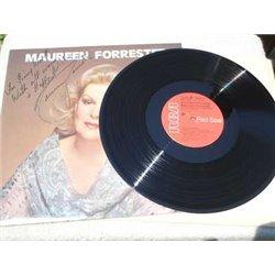 Maureen Forrester - Self Titled AUTOGRAPHED LP Vinyl Record For Sale