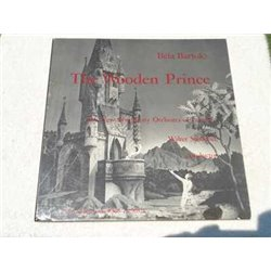Bela Bartok / Walter Susskind - The Wooden Prince LP Vinyl Record For Sale