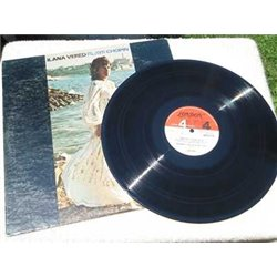Ilana Vered - Plays Chopin LP Vinyl Record For Sale