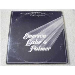 Emerson Lake And Palmer - Welcome Back My Friends LP Vinyl Record For Sale
