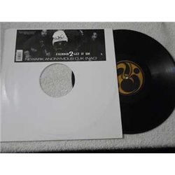 Newark Anonymous Clik - Fiendin' 2 Get It On LP Vinyl Record For Sale